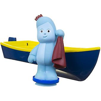 In the Night Garden Igglepiggle's Floaty Boat Playset Toy
