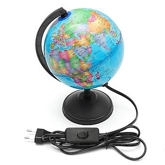 Hot Selling for 20cm World Globe Map roterende stand
