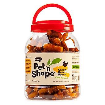 Pet 'n Shape Chik 'n Sweet Potato - 42 oz