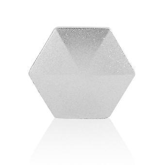 Spinning tops 6 sided hexagon anti stress flipo flip desk rotating pocket toys fidget spinner 6-sided-alloy-a