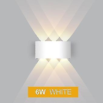 Led light bulbs led wandlamp ip65 outdoor waterdichte tuin verlichting ac86-265 aluminium indoor slaapkamer