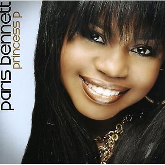 Paris Bennett - Princess P [CD] USA import