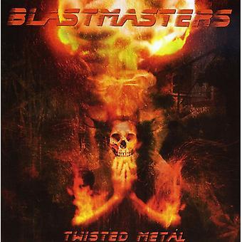 Blastmasters - Twisted Metal [CD] USA import