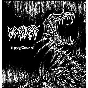 Monastery - Ripping Terror 91 [CD] USA import