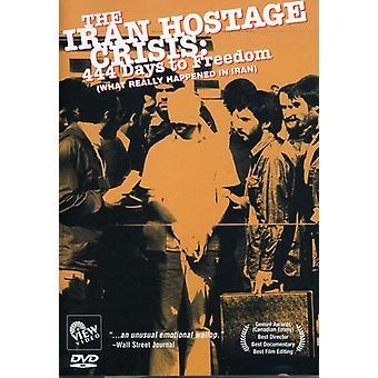 Iran Hostage Crisis-444 Days to Freedom [DVD] USA import