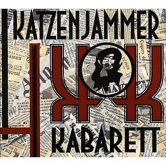 Katzenjammer Kabarett - Debut [CD] USA import