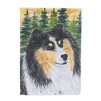 Carolines Treasures  SS8140-FLAG-PARENT Sheltie Flag