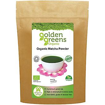 Golden Green Organic Organic Matcha Tea 100g