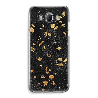 Samsung Galaxy J5 (2016) Transparent Case (Soft) - Terrazzo N°7