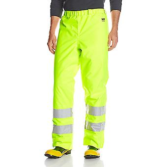 Helly Hansen Workwear Mens Alta Padded Hivis Padded Trouser Pants