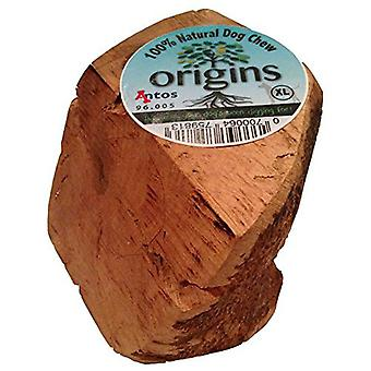 Antos Origins Natural Chew Dog Toy Root