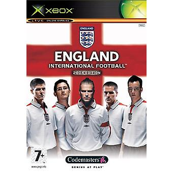Angleterre International Football (Xbox) - Factory Sealed