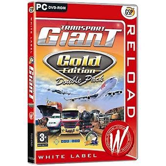Transport Giant Gold Edition (PC DVD) - Neu