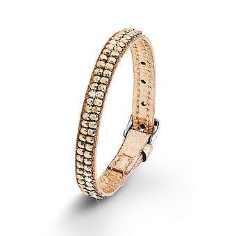 s.Oliver jewel ladies bracelet stainless steel leather SO1364/1 - 544733