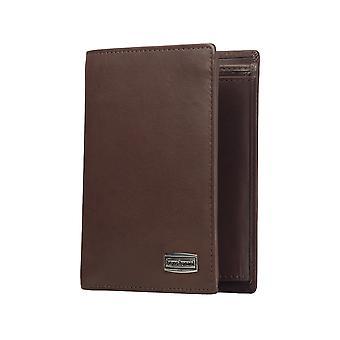 Bruno banani mens wallet portefeuille sac à main brun 3770