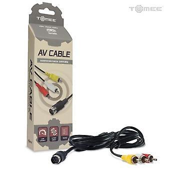 Sega Saturn AV Cable - Tomee