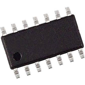 Linear IC - Comparator ON Semiconductor LM339M Multi-purpose DTL, MOS, Open collector, TTL SOP 14
