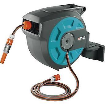 GARDENA 08022-20 1/2  15 m Grey, Black, Orange Garden hose reel