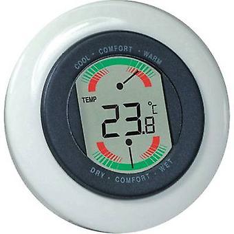 Techno Line WS 9412 Thermo-hygrometer White