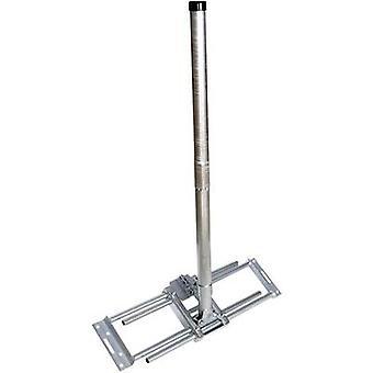 A.S. SAT 51505 SAT tetőhegy alkalmas a tányérméretre: Ø 100 cm tiltable Silver
