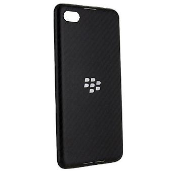 OEM Blackberry Z30 Battery Door Cover ASY-53961-010 (Verizon Logo) - Black
