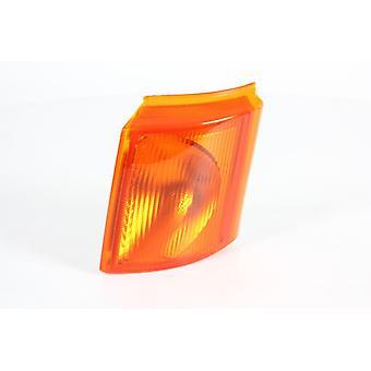 Left Passenger Side Indicator Lamp (Amber) for Ford TRANSIT Van 1991-2000