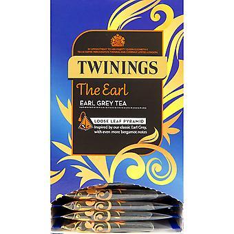 Twinings The Earl Grey Pyramid Tea Bags