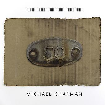 Michael Chapman - 50 [CD] USA import