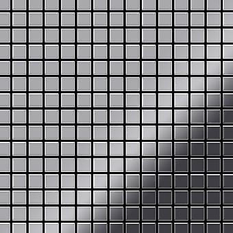 Metal mozaik rozsdamentes ACÉLÖTVÖZET mozaik-S-S-M