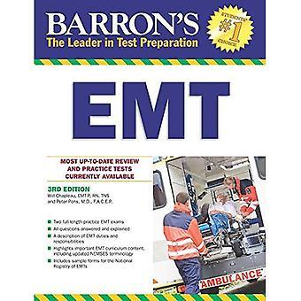 EMT (Barron's hoe voorbereiden op het examen Emt Basic)