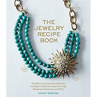 Jewelry Recipe Book, The