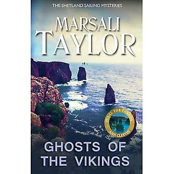 Ghosts of the Vikings (Shetland Sailing Mysteries 5)