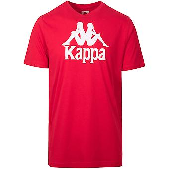 Kappa Red Authentic Essential T-Shirt