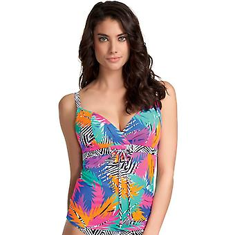 Freya Flash Top Tankini As3522 Kalejdoskop taneczny