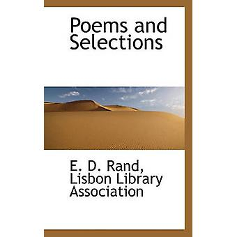 Poesie e selezioni di Rand & E. D.