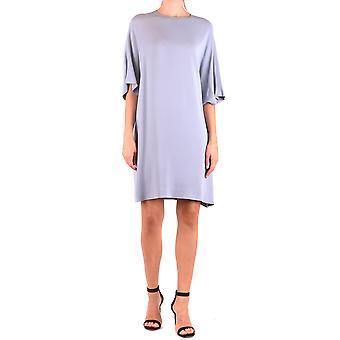 Missoni Ezbc091007 Women's Light Blu/green Viscose Dress