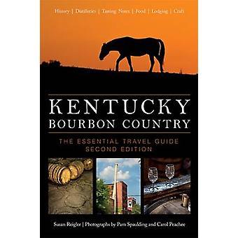 Kentucky Bourbon land - de essentiële Reisgids (2e herziene edi