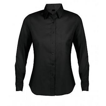 SOLS Womens/Ladies Business Long Sleeve Shirt