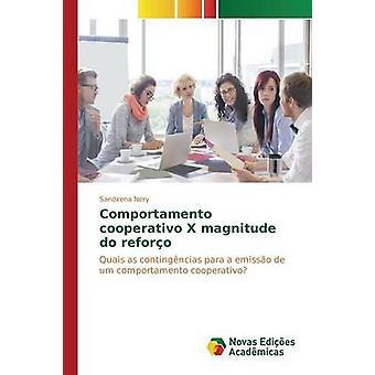 Comportamento cooperativo X magnitud hacer reforo por Nery Sandirena