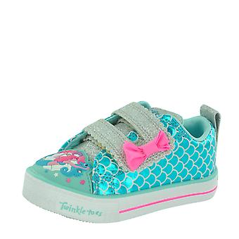 Skechers kinderen Skechers Kids Shuffle Lite - Mermaid Parade 20163N