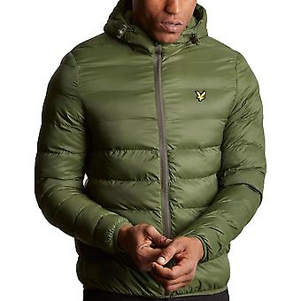 Lyle & Puffer leggera giacca WoodLand Scott maschile