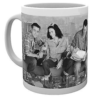 Friends Characters Girder Mug