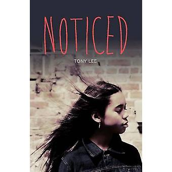 Noticed by Tony Lee - 9781784643232 Book