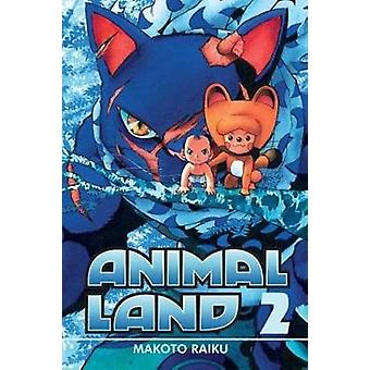 Animal Land 2 by Makoto Raiku - 9781935429142 Book