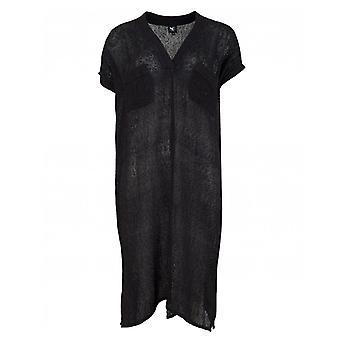 Nu Dänemark V Neck Pocket Detail Dress