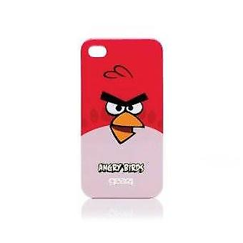 Gear4 Angry Birds Cover Red Iphone 4