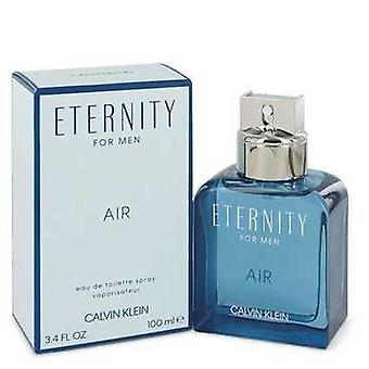 Eternity Air By Calvin Klein Eau De Toilette Spray 3.4 Oz (men) V728-543767