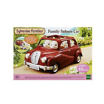 Sylvanian Families familie Saloon Car