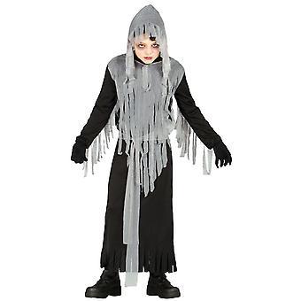 Boys Evil Spirit Halloween Fancy Dress Costume