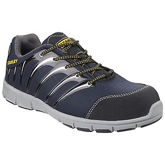 Stanley Unisex Globe Navy/Grey S1 P Sports Safety Trainer Navy/Grey